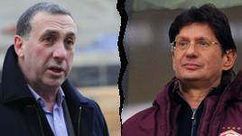 Евгений ГИНЕР vs. Леонид ФЕДУН.