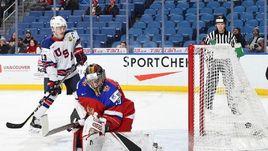 Вторник. Баффало. США - Россия - 4:2. Команды Валерия Брагина не смогла пробиться в полуфинал турнира.