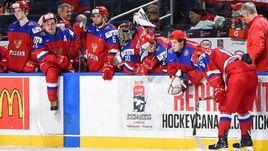 Сборная России осталась без медалей на молодежном чемпионате мира.
