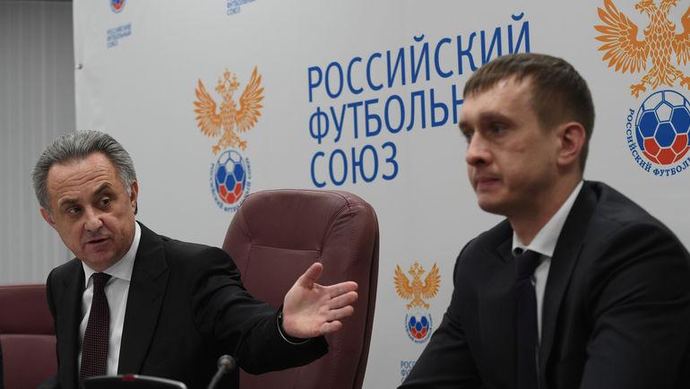"Виталий МУТКО и Александр АЛАЕВ. Фото Александр ФЕДОРОВ, ""СЭ"""