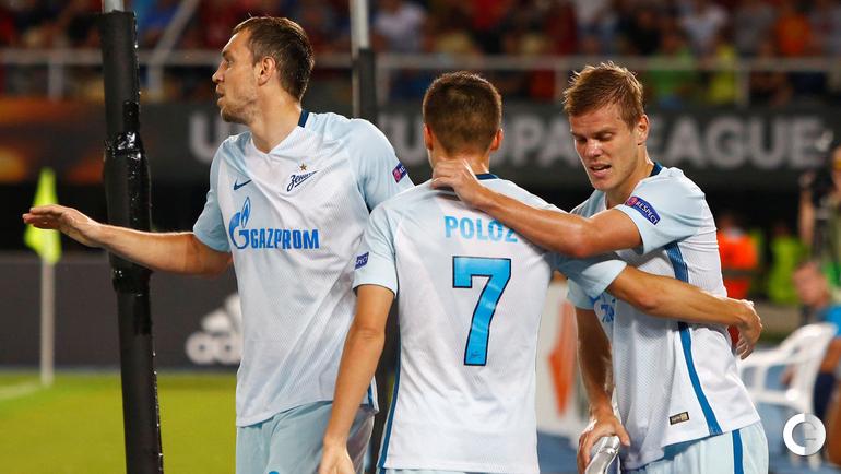 """""""Зенит"""" - 11-й в рейтинге самых финансово мощных клубов мира."""