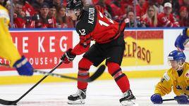Пятница. Баффало. Швеция - Канада - 1:3. Канадцы выиграли золотые медали молодежного чемпионата мира.