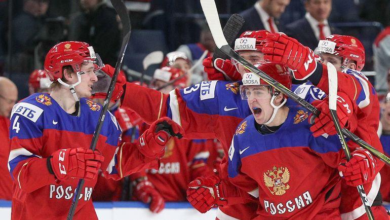 На МЧМ в США сборная России осталась без медалей, проиграв хозяевам турнира. Как для нее сложится следующий турнир в Канаде? Фото AFP