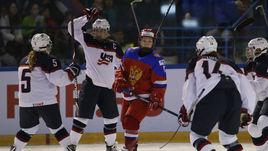 Чуда номер два не получилось. После победы над Канадой американки оказались не по зубам
