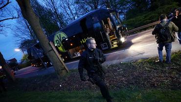 Мужчина, взорвавший бомбы у автобуса дортмундской