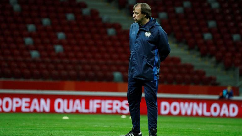 Александр БОРОДЮК оставил пост главного тренера сборной Казахстана. Фото Reuters