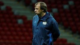 Бородюк ушел из сборной Казахстана. Подробности
