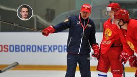 Валерий БРАГИН – многолетний главный тренер молодежной сборной России.