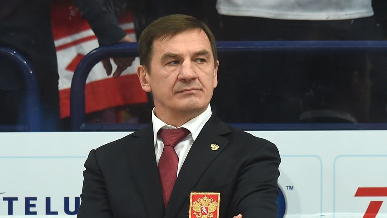 Валерий БРАГИН. Фото Юрий КУЗЬМИН, photo.khl.ru