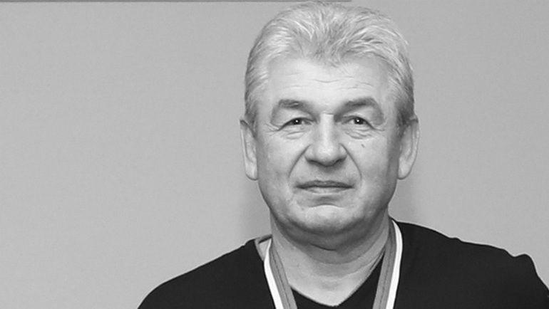 Валерий МАТЮНИН. Фото РФС