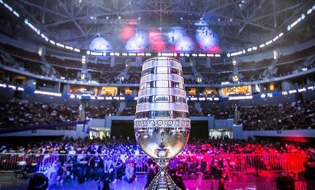 ESL One Genting 2018. Фото GosuGamers