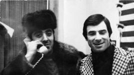 Валерий Харламов: редкие кадры