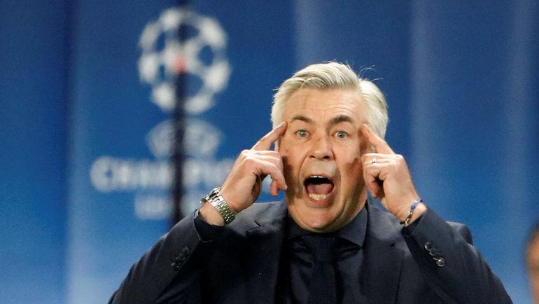 Карло АНЧЕЛОТТИ. Фото REUTERS