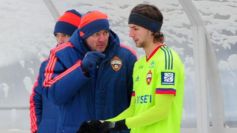 Алибек АЛИЕВ (справа). Фото Никита УСПЕНСКИЙ