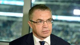 Первый президент КХЛ Александр МЕДВЕДЕВ.