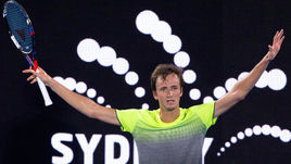 Медведев в Сиднее: первый титул