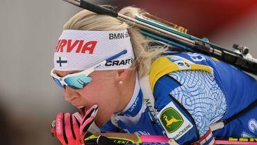 Мякяряйнен выиграла масс-старт в Рупольдинге. Где россиянки?