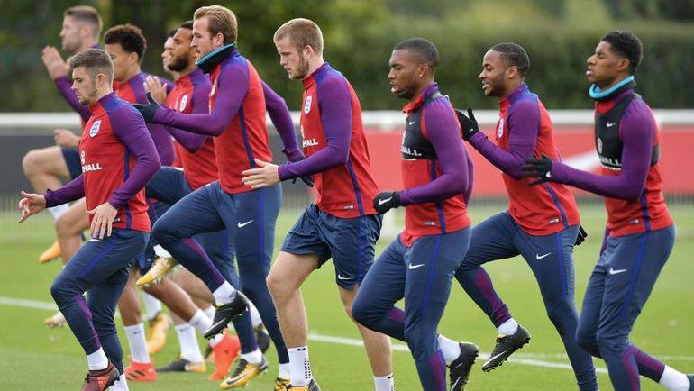 В сборной Англии якобы опасаются слежки во время ЧМ-2018. Фото AFP