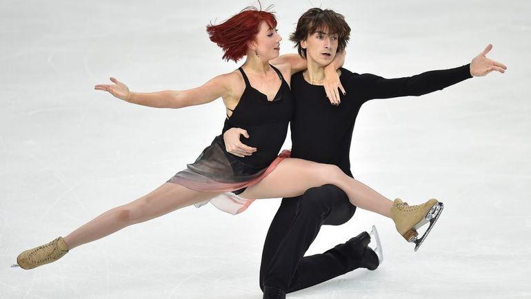 Тиффани ЗАГОРСКИ и Джонатан ГУРЕЙРО. Фото AFP