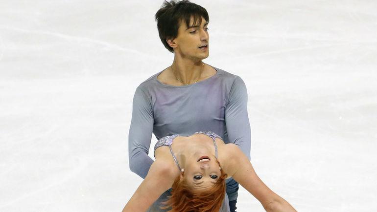 Тиффани ЗАГОРСКИ и Джонатан ГУРЕЙРО. Фото USA Today