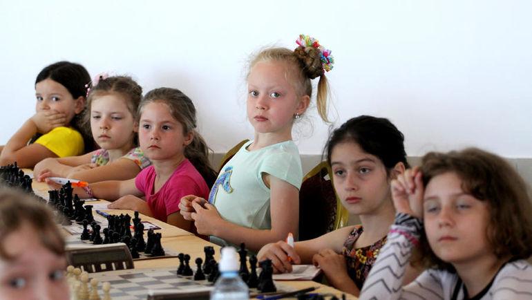 Для юных шахматистов в РФ созданы все условия. Фото Этери Кублашвили