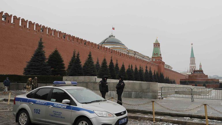 Пресс-секретарь Президента России Дмитрий Песков не стал комментировать заявление сенатора Андрея Климова. Фото REUTERS