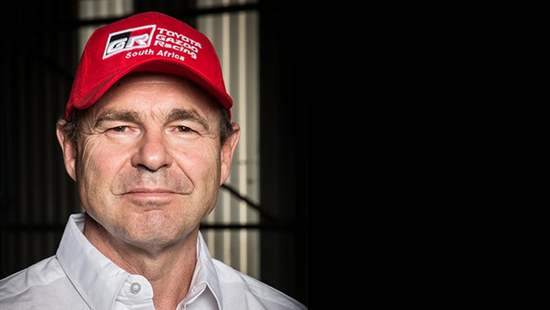 Руководитель команды Toyota Gazoo Racing SA Глин Холл.