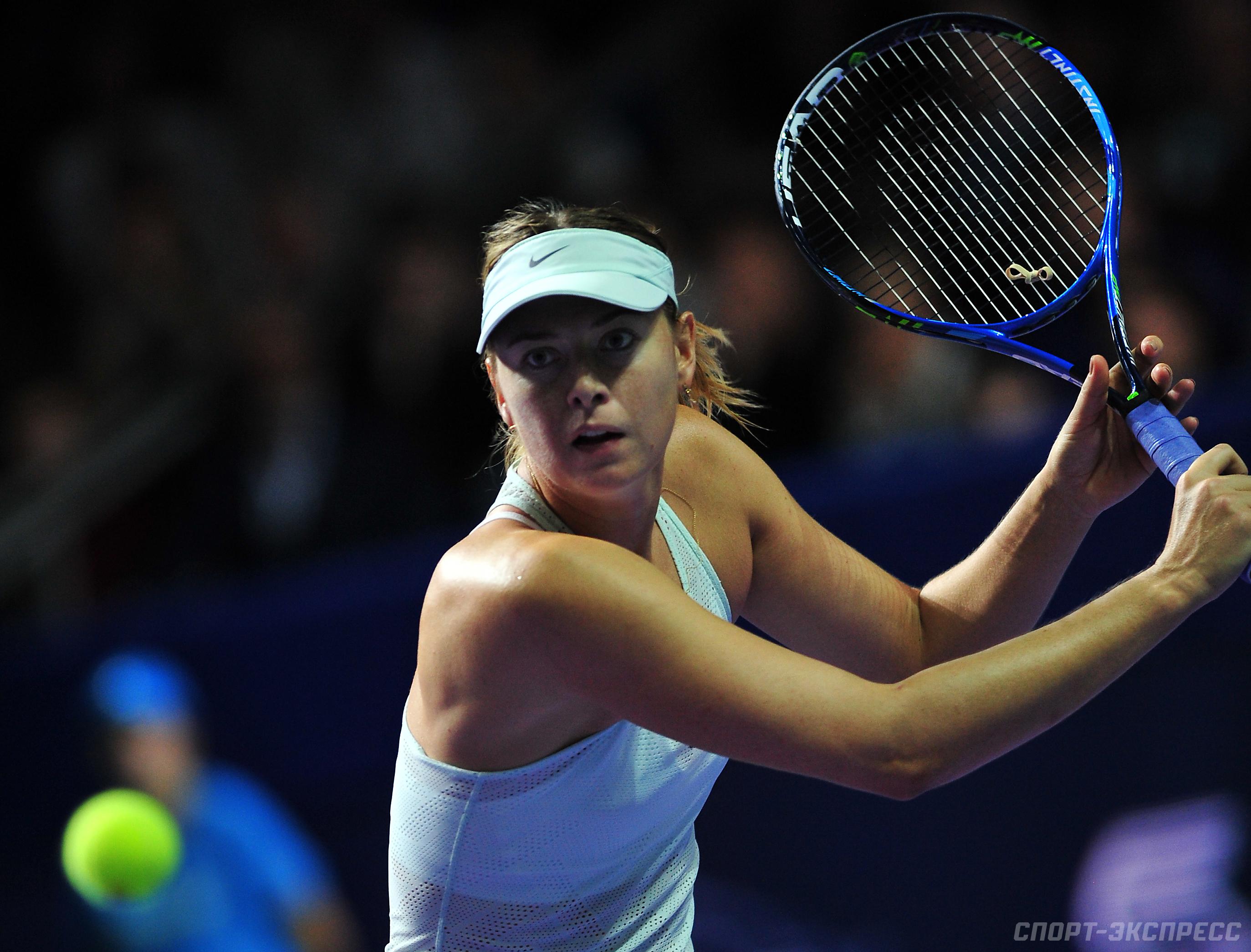 Сексуальная мария шарапова теннис видео
