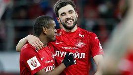 Георгий ДЖИКИЯ (справа) и ФЕРНАНДУ.