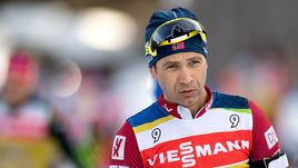 Восьмикратный олимпийский чемпион, участник шести Олимпиад Оле Эйнар БЬОРНДАЛЕН.