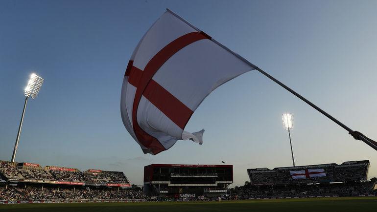 Флаг Англии. Фото REUTERS