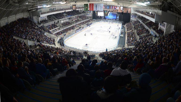 """Фетисов Арена"". Фото Юрий КУЗЬМИН, photo.khl.ru"