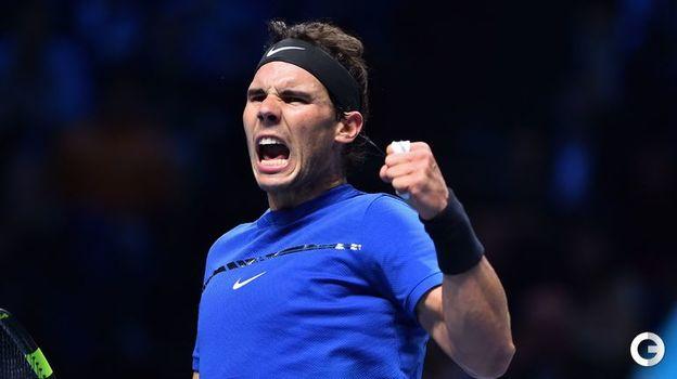 Рафаэль НАДАЛЬ (теннис). Фото AFP
