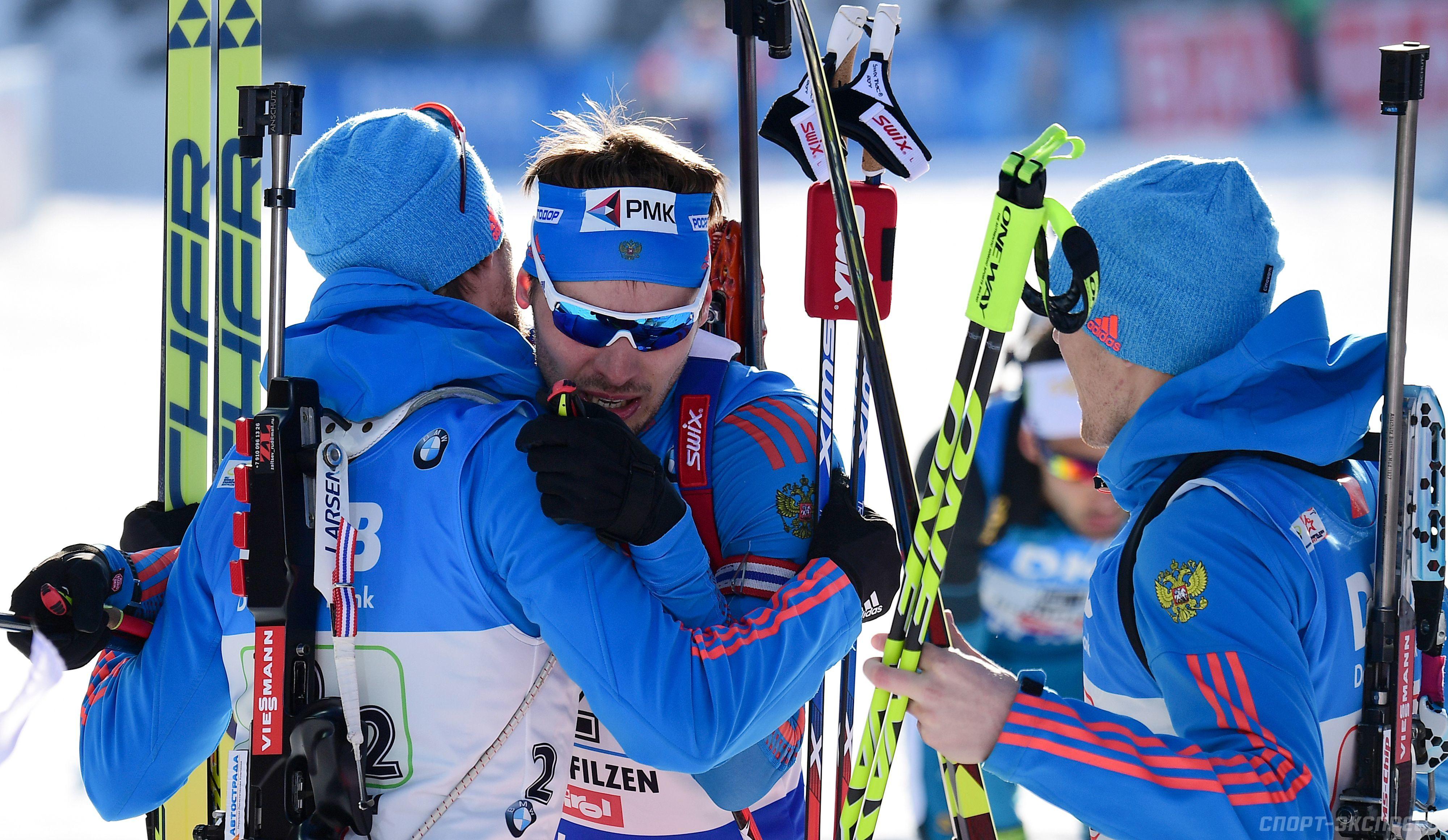 Украинские биатлонисты показали худший результат за последние 16 индивидуальных гонок
