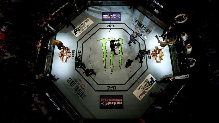 Российский бизнес может купить долю в UFC. Фото Sean M. Haffey, AFP
