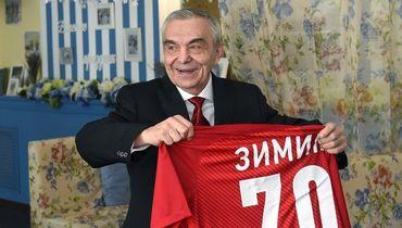 Евгений Зимин: