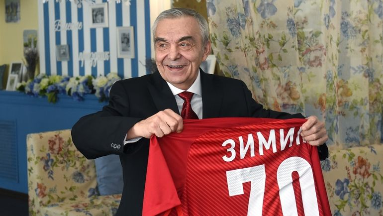 Евгений ЗИМИН. Фото Владимир БЕЗЗУБОВ, photo.khl.ru