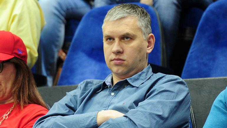 Захар ПАШУТИН. Фото Никита УСПЕНСКИЙ