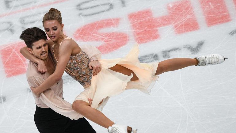 "Александра СТЕПАНОВА и Иван БУКИН. Фото Дарья ИСАЕВА, ""СЭ"""