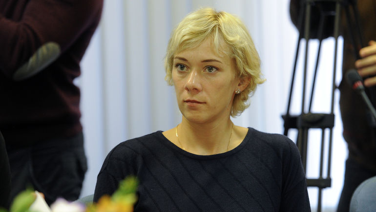 Ольга ЗАЙЦЕВА. Фото Алексей ИВАНОВ