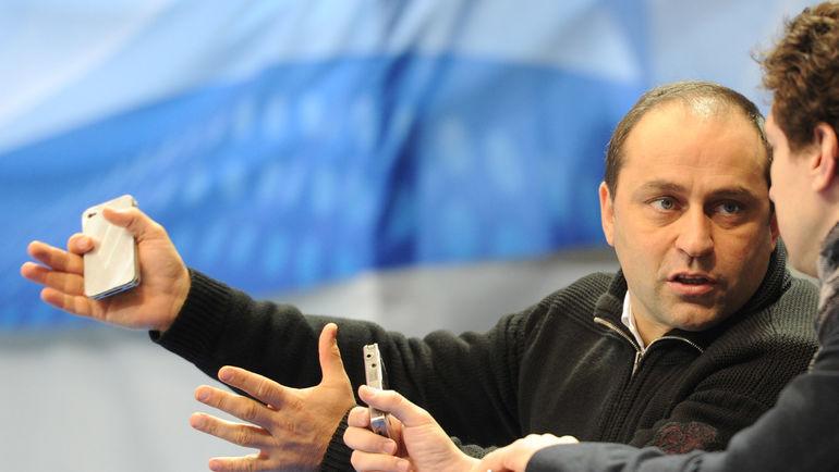 Дмитрий СВИЩЕВ. Фото Никита УСПЕНСКИЙ