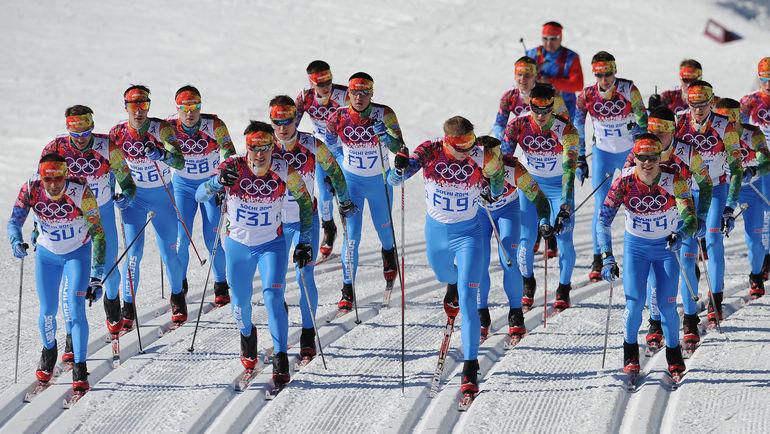 """В лыжных гонках, судя по всему, Россия тоже потеряет многих атлетов. Фото Федор УСПЕНСКИЙ, """"СЭ"""""""