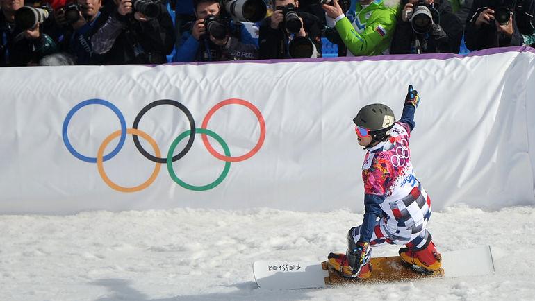 """В сноуборде, как и в других видах, россиянам мало пройти спортивный отбор. Фото Федор УСПЕНСКИЙ, """"СЭ"""""""