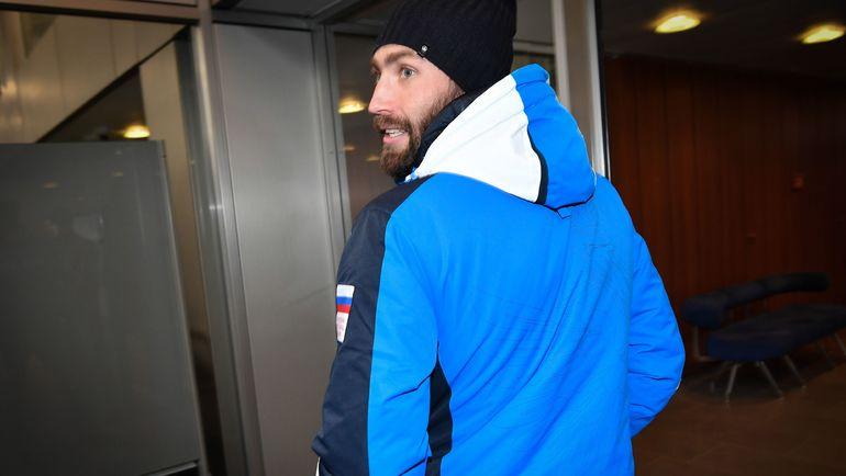 Александр РУМЯНЦЕВ. Фото AFP