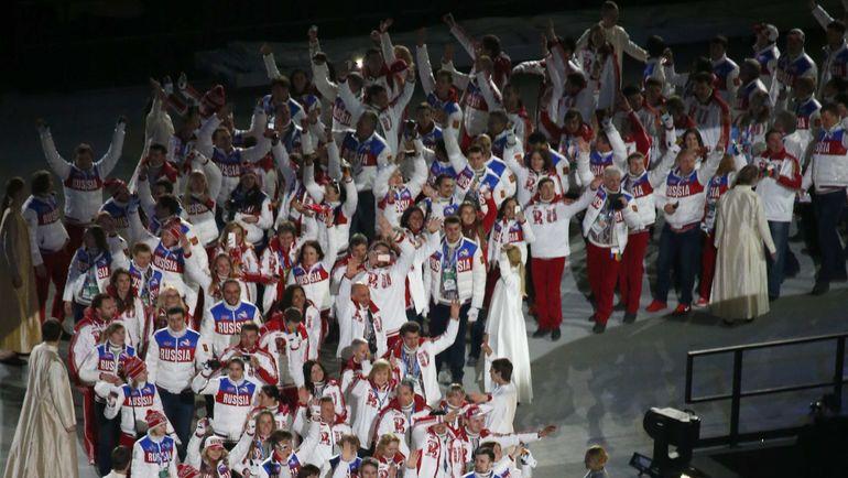 Как будет выглядеть российская делегация на Играх-2018, пока непонятно. Фото REUTERS