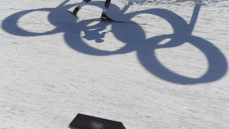 """Зимние олимпийские игры в Сочи. Фото Федор УСПЕНСКИЙ, """"СЭ"""""""