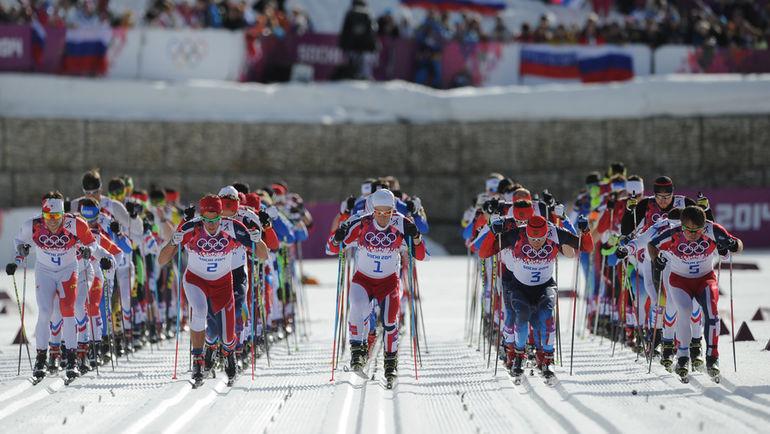 Россияне потеряют многих из участников Олимпиады в Сочи. Фото Федор УСПЕНСКИЙ, «СЭ»