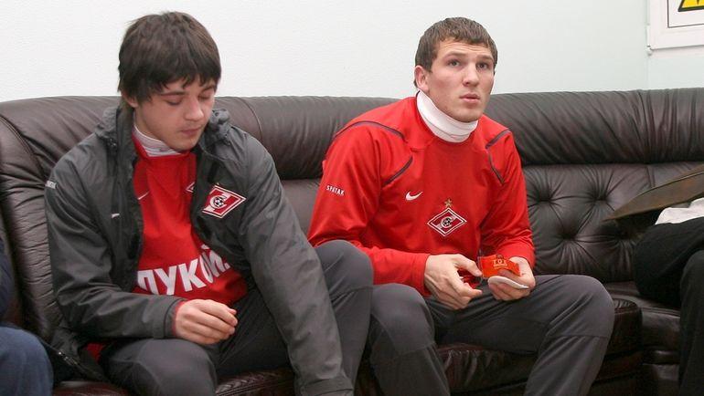 Игорь ГОРБАТЕНКО (слева) и Александр ПРУДНИКОВ. Фото Татьяна ДОРОГУНИНА