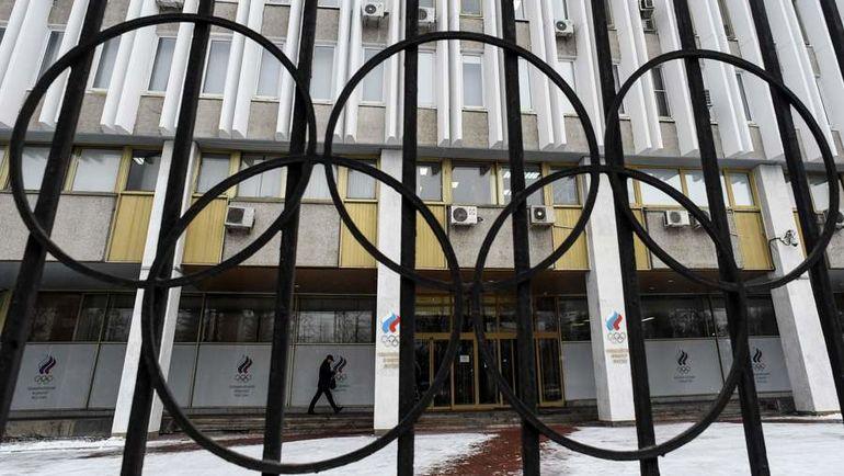 Очередной скандал перед Олимпиадой в Пхенчхане. Фото AFP