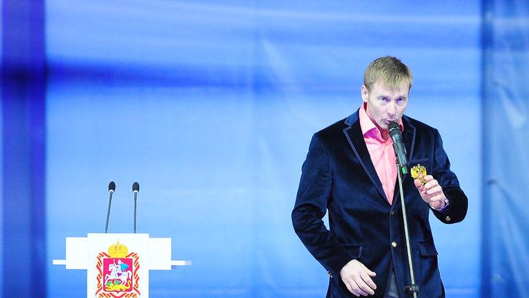 Александр ЗУБКОВ. Фото Антон СЕРГИЕНКО